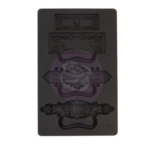 Καλούπι Prima Marketing Memory Hardware Mould ,13x20cm, Marguerite Hardware