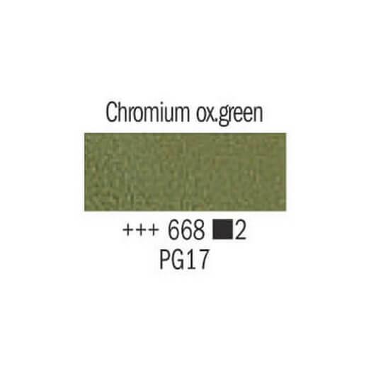 Λάδι Van Gogh Talens 20ml, Chromium Ox. Green