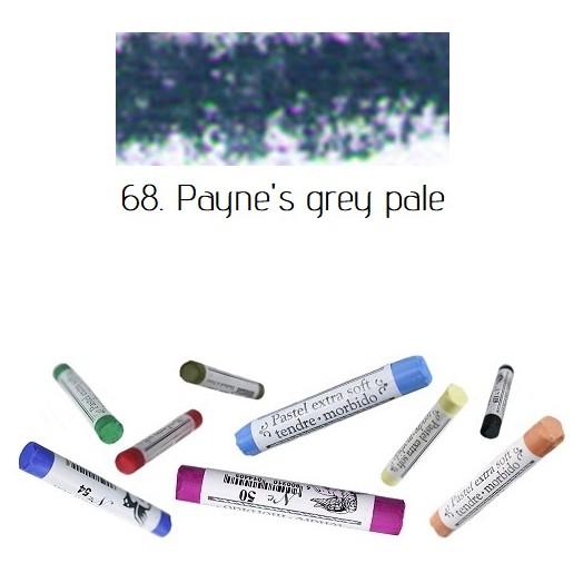Soft pastel Extrafine Renesans - Payne's grey pale