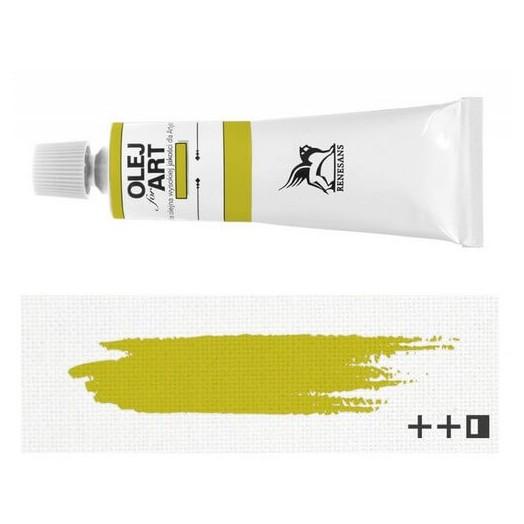 Λάδι ζωγραφικής Renesans 20ml - Zinc Yellow