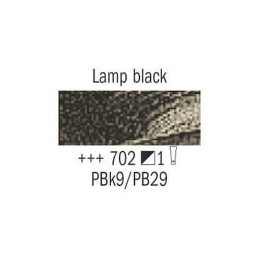 Λάδι Van Gogh Talens 20ml, Lamp Black