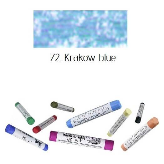 Soft Pastel Extrafine Renesans - Krakow Blue