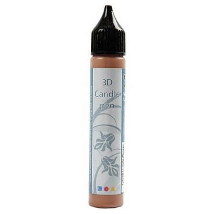 Candle Pen, red, 25 ml