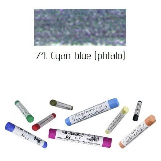 Soft Pastel Extrafine Renesans - Cyan Blue