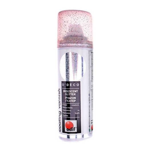 Glitter Σπρέι 125ml Multi-Πολύχρωμο ODIF