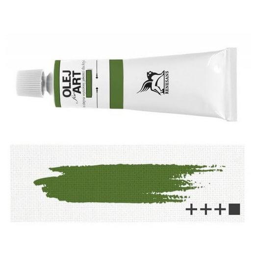 Λάδι ζωγραφικής Renesans 20ml - Chromium Oxide Green