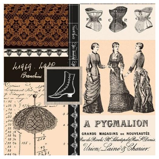 Χαρτοπετσέτα για Decoupage, Pygmalion, 1τεμ