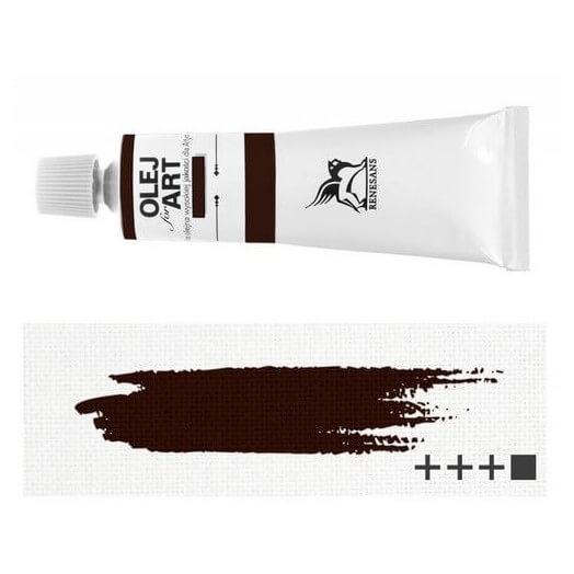 Λάδι ζωγραφικής Renesans 60ml -  Polish Brown