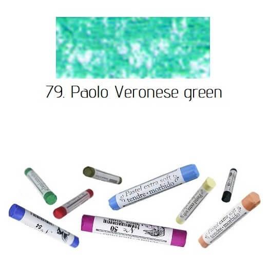 Soft pastel Extrafine Renesans - Veronese's green