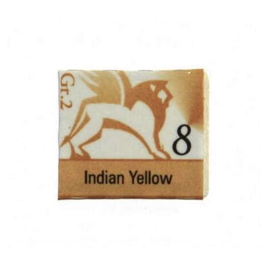 Παστίλιες ακουαρέλας 1,5ml - Indian Yellow