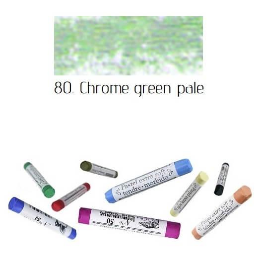Soft Pastel Extrafine Renesans - Chrome Green Pale