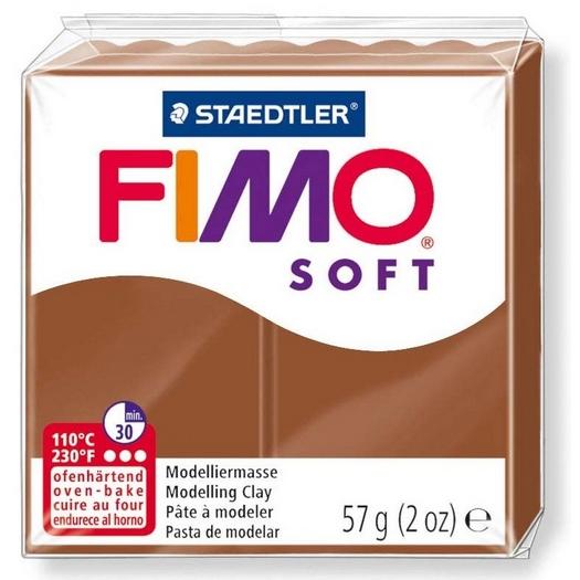 Fimo Soft 56 gr Caramel