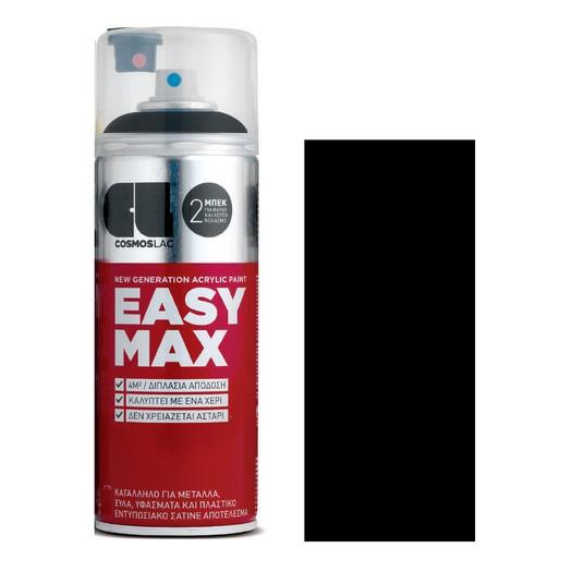 Spay Easy Max 400ml, Black No 803