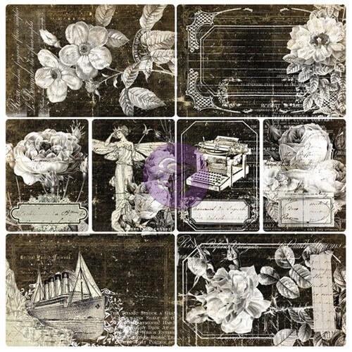 Κάρτες Paintables, Moments in Time, 16τεμ., Prima Marketing