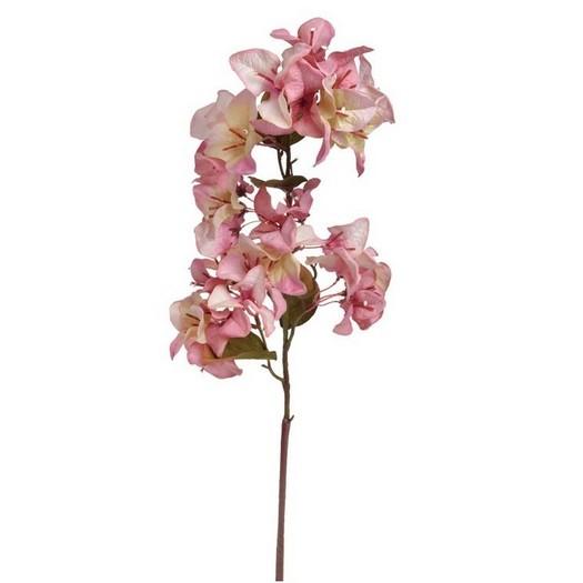 Ανθισμένο κλαδί, 62cm, light pink
