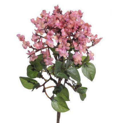 Λουλούδι κεράκι (χόγια), 40cm, red