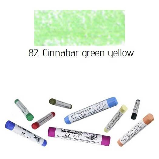 Soft Pastel Extrafine Renesans - Cinnabar Green Yellow