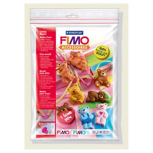Καλούπι Fimo, Little Bears