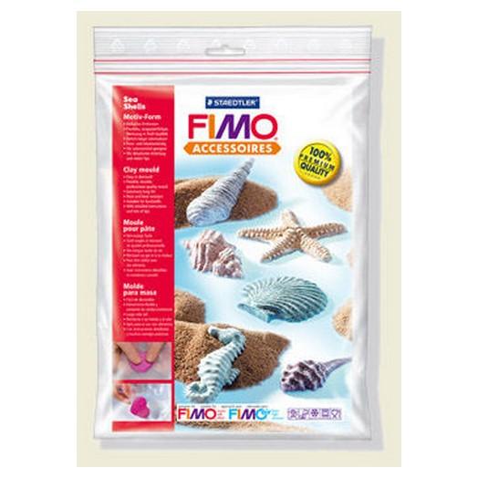 Καλούπι Fimo,Sea Shells