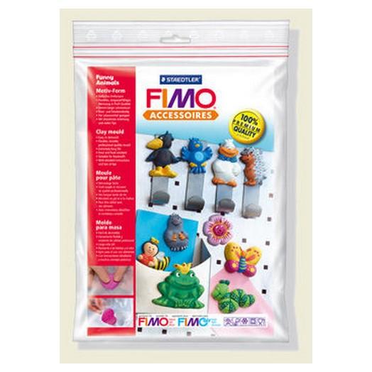 Καλούπι Fimo, Funny Animals