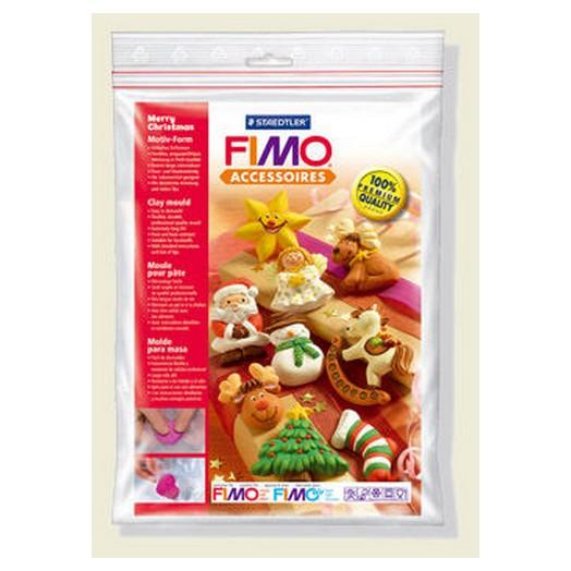 Καλούπι Fimo, Merry Christmas