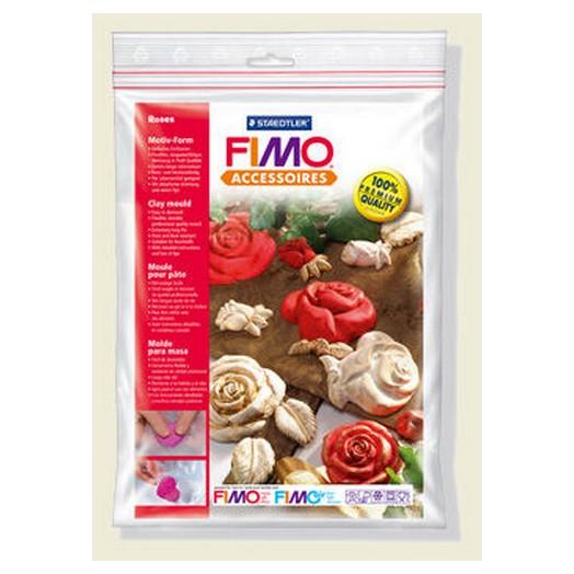 Καλούπι Fimo, Roses