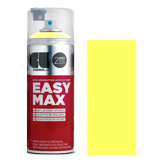 Spay Easy Max 400ml, Pastel Yellow No 874