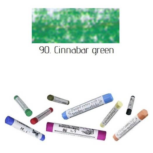Soft Pastel Extrafine Renesans - Cinnabar Green