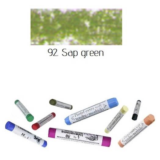 Soft pastel Extrafine Renesans - Sap green