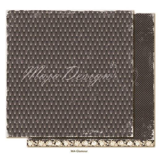 Χαρτί Scrapbooking Maja Collection διπλής όψης, Celebration - Glamour