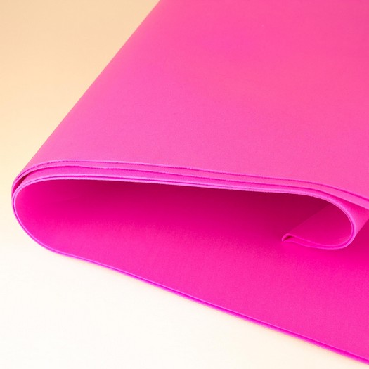 Foamiran Soft 50x50cm, πάχος 0,5mm - Pink dark