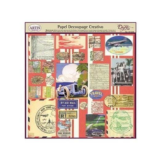 Χαρτί Artis 32x31cm