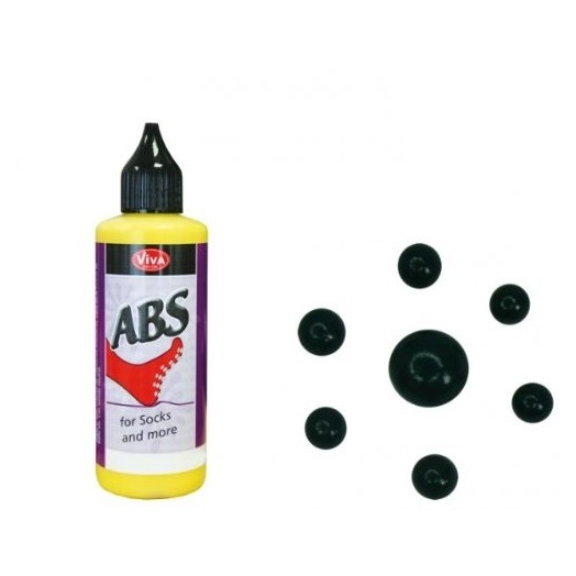 ABS for Socks and more 82 ml - Black