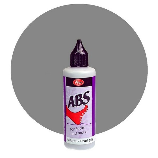 ABS for Socks and more 82 ml - Pearl grey