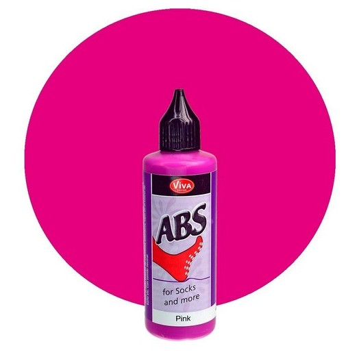 ABS for Socks and more 82 ml - Pink