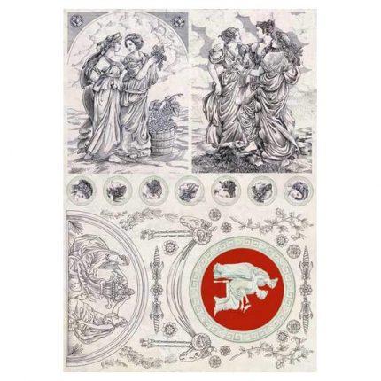 Χαρτί Calambour 35x50cm