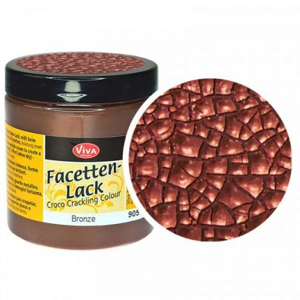 Croco Crackling Colour, Bronze, 250ml