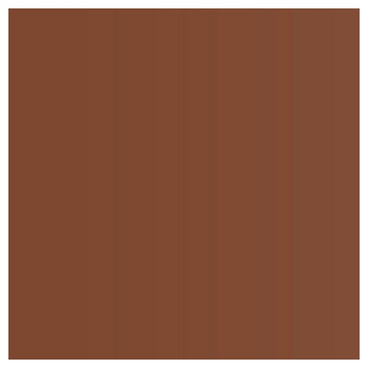 Χρώμα ακρυλικό Allegro 59ml, land brown