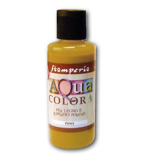 Χρώμα Aqua color Stamperia 60ml - Pine