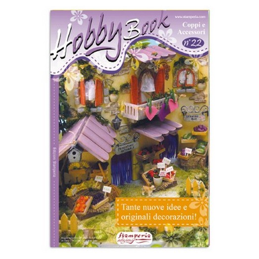 """Hobby Book """"Speciale Tegole"""""""