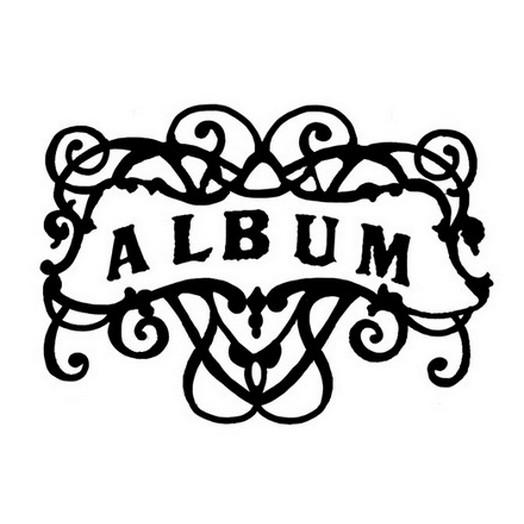 Σφραγίδα 5x7cm Album, Stamperia