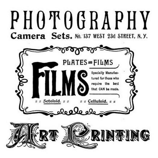 Σφραγίδα 10x10cm Photography, Stamperia