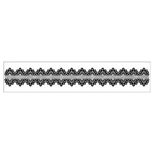 Σφραγίδα 4x18cm Lace , Stamperia
