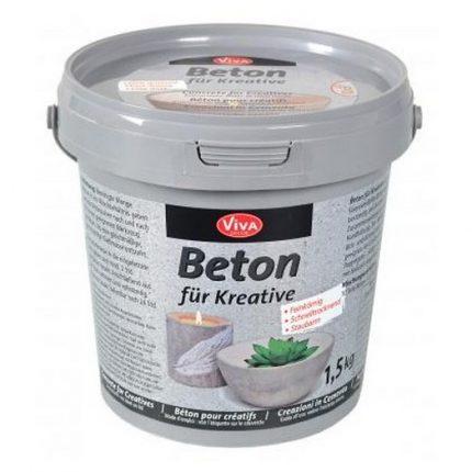 Concrete  for creatives 1,5 Kg, Viva Décor