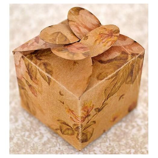 Κουτάκια Vintage Floral Petal Boxes Small, σετ 6 τεμ.