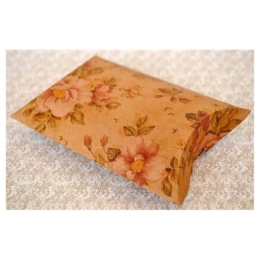 Κουτάκια Vintage Floral Pillo Boxes Small, σετ 4 τεμ.