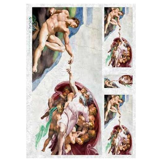 Ριζόχαρτο PaperD για Decoupage 32Χ45cm - ART0030
