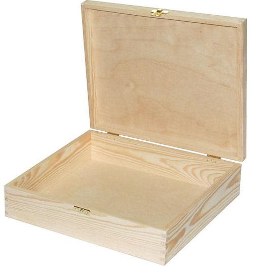 Κουτί ξύλινο 25x29x7,5cm
