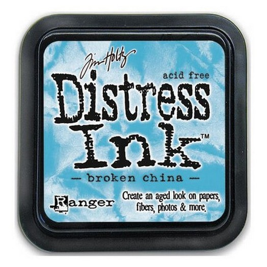 Μελάνι Tim Holtz Distress Ink Pad, Broken China