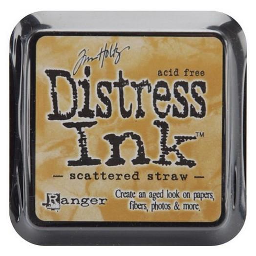 Μελάνι Tim Holtz Distress Ink Pad, Scattered Straw
